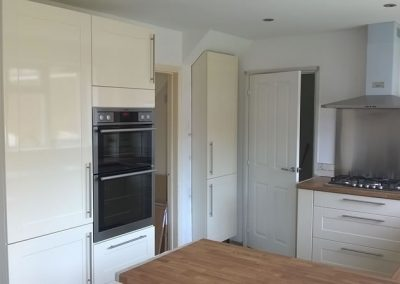 New Kitchen Installed In Oxford