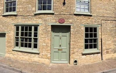 Exterior Painting & Carpentry Project In The Cotswolds
