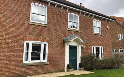 External Painting Of A House In Thame