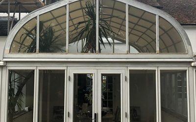 Repair Of Rotten Window In Oxfordshire