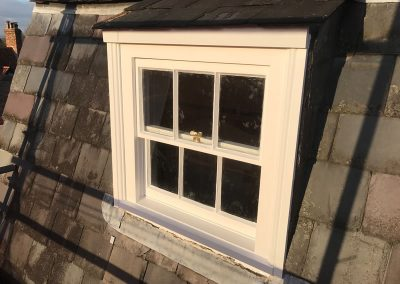 New Sash Windows For A House In Thame