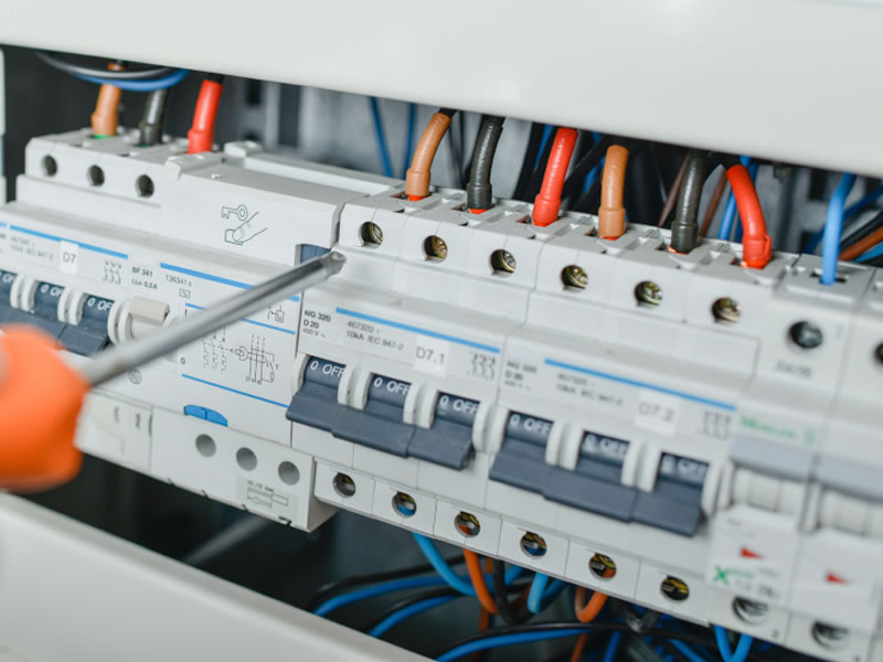Electricial services in Oxford and Aylesbury