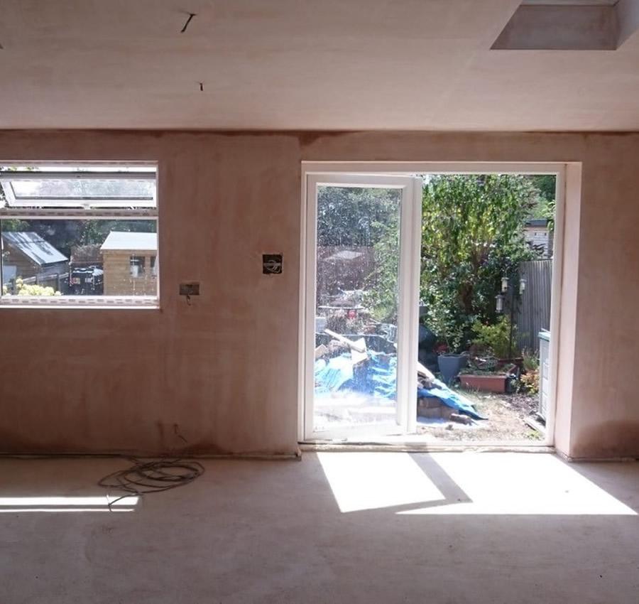 Plastering service in Aylesbury