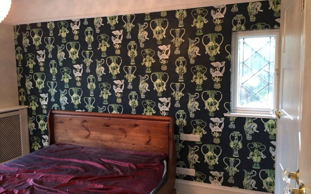 Interior Decorating For A Home In Oxford
