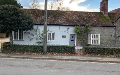 Exterior Painting Of House In Watlington