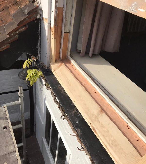 Sash Window Repair In Watlington