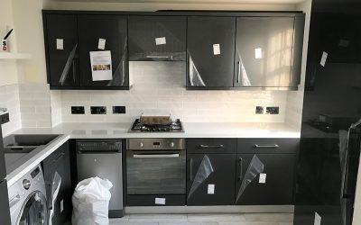 New Kitchen In Buckinghamshire