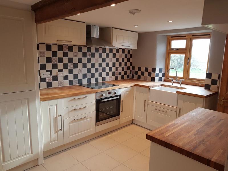 Kitchen Installed In Oxfordshire