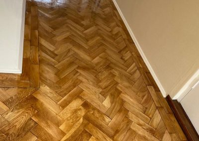 Wood Flooring Refurbishment – Oxfordshire